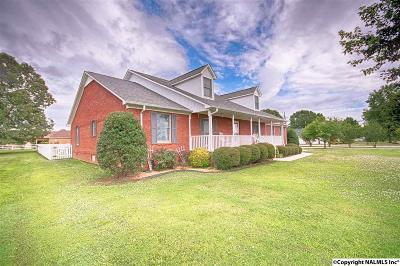 Huntsville, Madison, Athens, Decatur, New Market, Hazel Green, Priceville Single Family Home For Sale: 18192 Tillman Mill Road