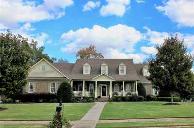 Limestone County, Madison County Single Family Home For Sale: 17406 Forest Hills Drive