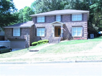 Single Family Home For Sale: 1227 Chesser Drive
