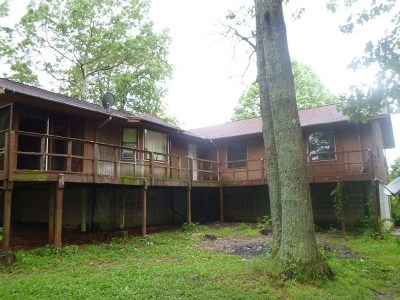 Madison County Single Family Home For Sale: 1217 Keel Mountain Road