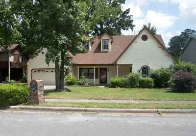 Single Family Home For Sale: 1021 Sandy Springs Road