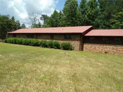 Fort Payne Single Family Home For Sale: 412 County Road 281