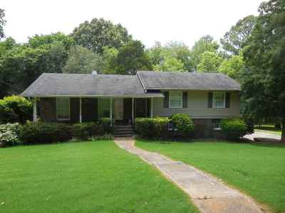 Huntsville Single Family Home For Sale: 714 Fagan Springs Drive