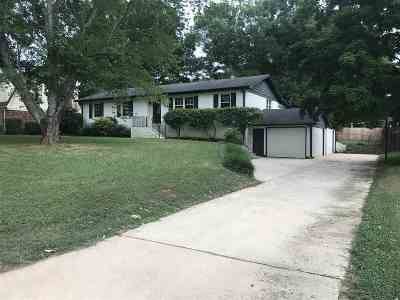 Single Family Home For Sale: 2403 Greenwood Drive