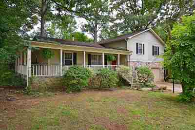 Single Family Home For Sale: 1210 Morrow Drive