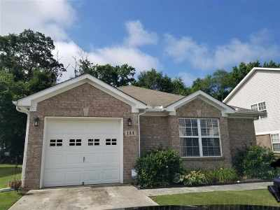 Toney Single Family Home For Sale: 144 Carillo Lane