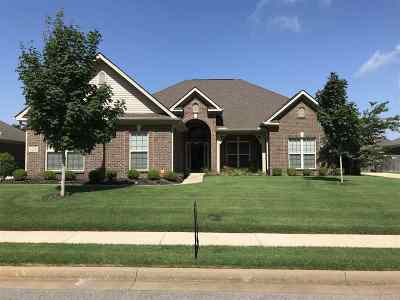 Madison Single Family Home For Sale: 128 Sage Willow Drive