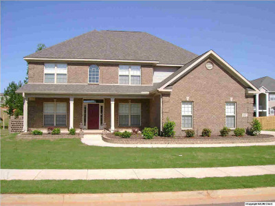 Madison County Rental For Rent: 117 Morning Vista Drive