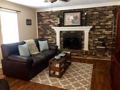 Guntersville Single Family Home For Sale: 327 Ney A Ti Drive