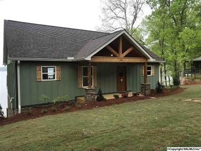 Cedar Bluff Single Family Home For Sale: 244 County Road 648