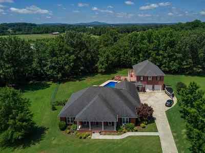New Market Single Family Home For Sale: 306 Golden Harvest Drive