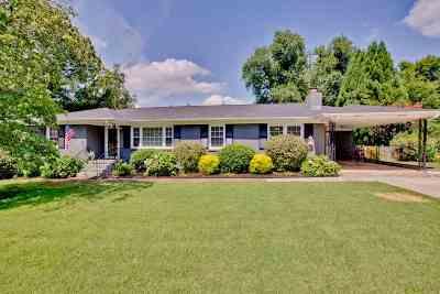 Single Family Home For Sale: 7408 Martha Drive