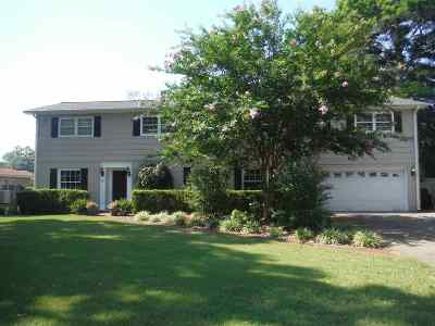 Decatur Single Family Home For Sale: 2411 13th Street