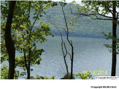 Scottsboro Residential Lots & Land For Sale: 70 Lookout Mountain Drive