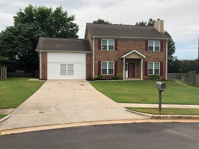 Madison Single Family Home For Sale: 94 S Rock Hampton Drive