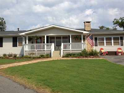 Marshall County, Jackson County Single Family Home For Sale: 466 Warrenton Shores Drive