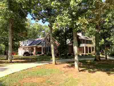 Single Family Home For Sale: 4000 Piedmont Drive