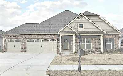 Madison Single Family Home For Sale: 104 Rosemary Drive