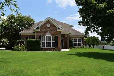 Hampton Cove Single Family Home For Sale: 2703 Arbor Oak Drive