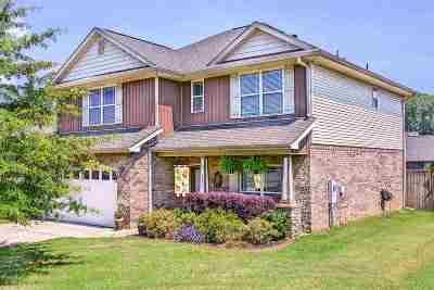 Owens Cross Roads Single Family Home For Sale: 5032 Montauk Trail