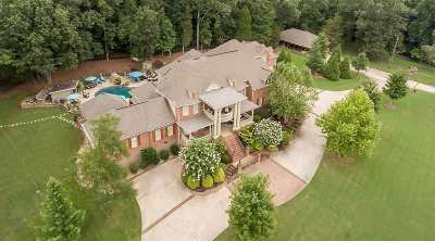 Madison County, Limestone County, Morgan County, Jackson County, Marshall County Single Family Home For Sale: 107 Williams And Broad Drive
