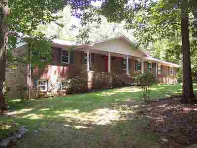 Scottsboro Single Family Home For Sale: 252 Commodore Street