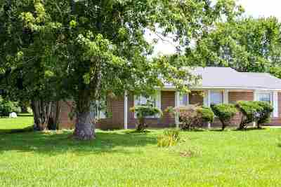 Single Family Home For Sale: 15275 Cannon Road