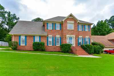 Decatur Single Family Home For Sale: 3313 Cedarhurst Drive