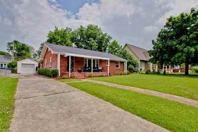 Single Family Home For Sale: 1715 Sandlin Avenue