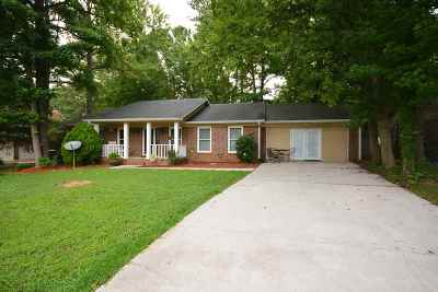 Huntsville AL Single Family Home For Sale: $189,900