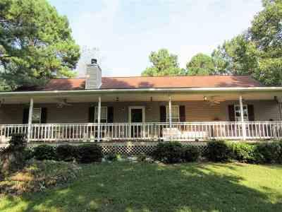 Guntersville Single Family Home For Sale: 288 Loper Lane