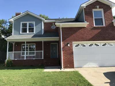 Single Family Home For Sale: 1826 Gallop Drive