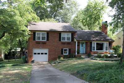 Single Family Home For Sale: 219 SE Longwood Drive