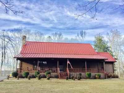 Hartselle Single Family Home For Sale: 389 N Bethel Circle