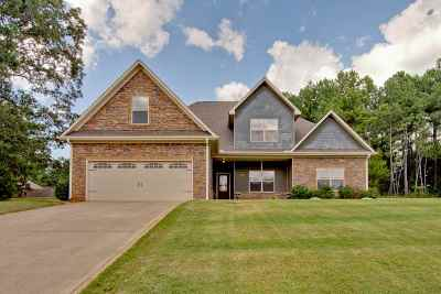 Harvest Single Family Home For Sale: 103 McClellan Lane