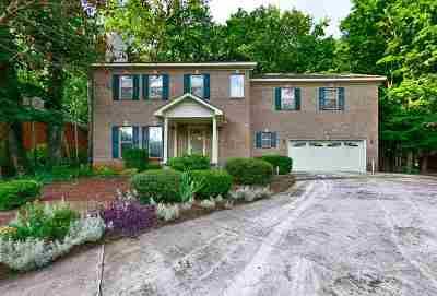 Single Family Home For Sale: 2609 Spicewood Trail