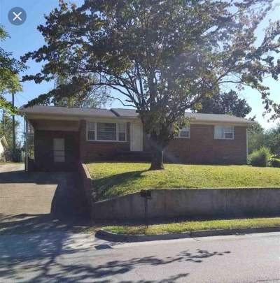Huntsville AL Single Family Home For Sale: $64,700