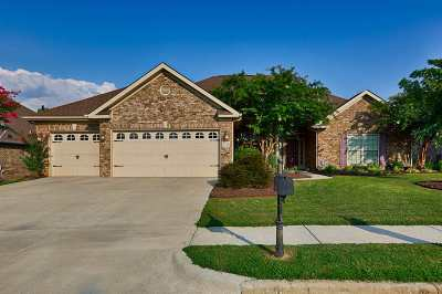 Single Family Home For Sale: 206 North Mossy Creek Circle