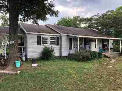 Boaz Single Family Home For Sale: 158 John L Gap Road