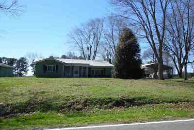 Single Family Home For Sale: 13591 Alabama Highway 176