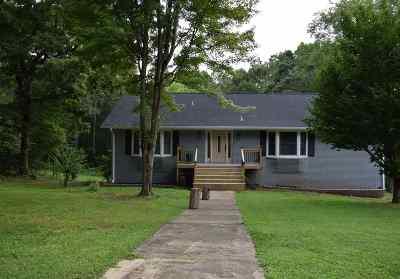 Scottsboro Single Family Home For Sale: 88 Cotton Street