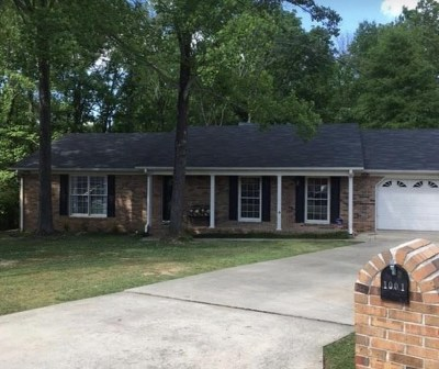 Decatur Single Family Home For Sale: 1001 Forest Place