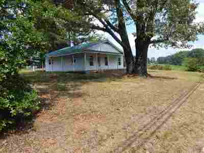 Dekalb County Single Family Home For Sale: 20870 Alabama Highway 117