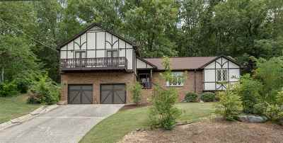Single Family Home For Sale: 10114 Brandywine Drive