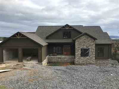 Guntersville Single Family Home For Sale: 1150 Fall Creek Drive