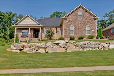 Single Family Home For Sale: 7106 Ridge Crest Road
