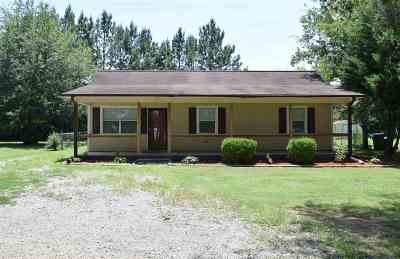 Scottsboro Single Family Home For Sale: 3304 Edmonds Drive
