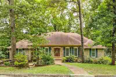 Single Family Home For Sale: 2405 Polk Drive
