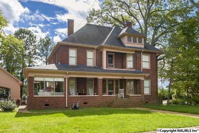 Decatur Single Family Home For Sale: 501 Walnut Street