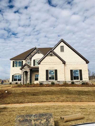 Huntsville Single Family Home For Sale: 108 Willow Lake Circles